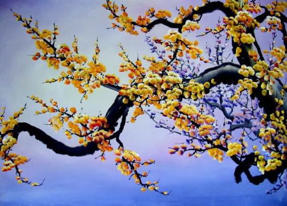 Дерево на картинеотвечает за процветание семьи, ее достаток.