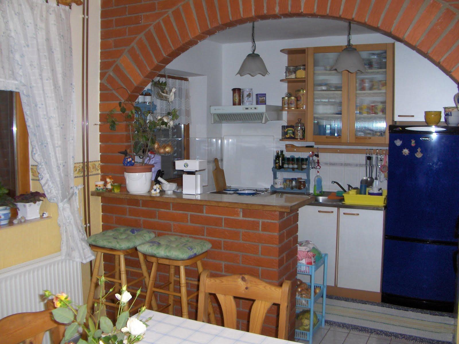Арки кухонные фото