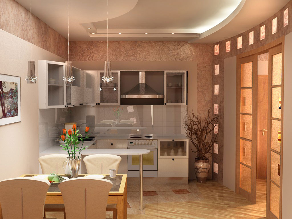 Дизайн кухни 12 кв м с диваном и барной стойкой дизайн