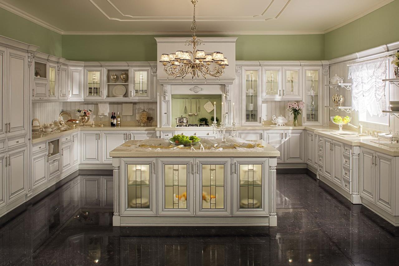 Итальянская кухня классического стиля