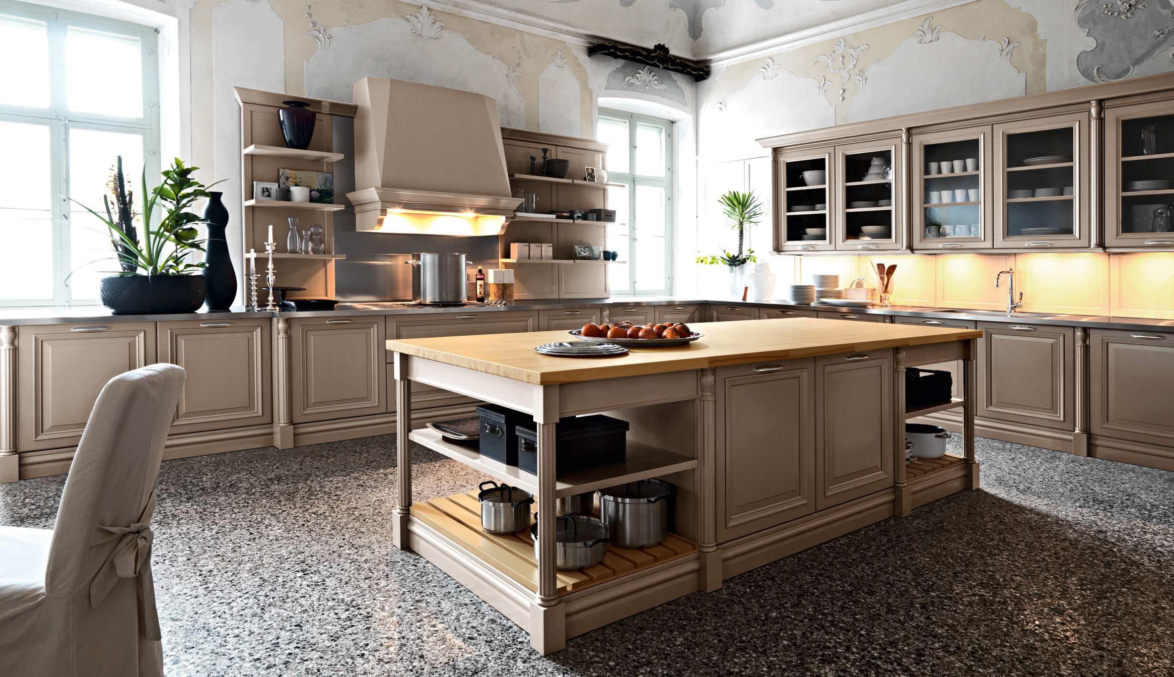 Кухня от фабрики Cesar Cucine