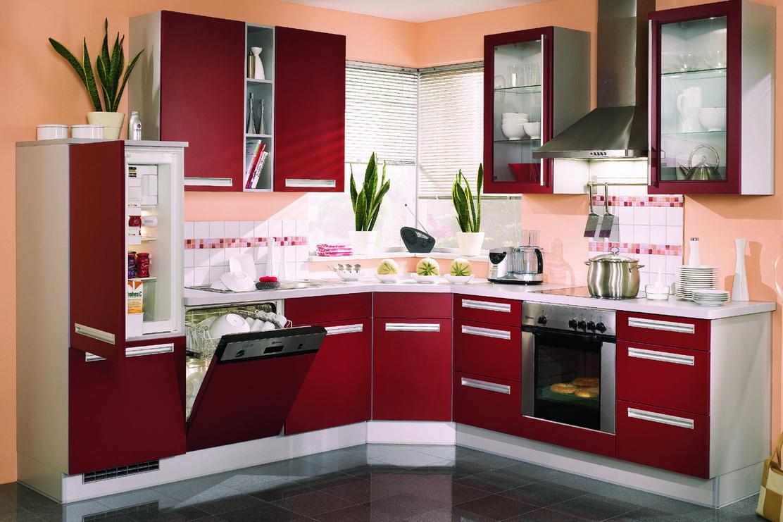 Сочетание нескольких стилей на кухне
