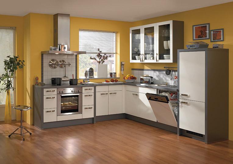 Кухня модерн - простота и изящество