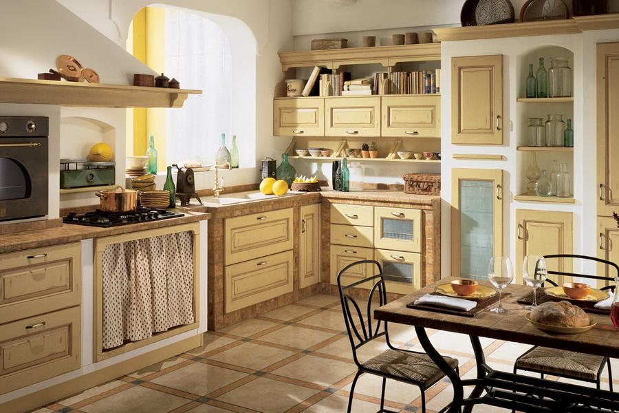 Кухни в деревенском стиле своими руками фото