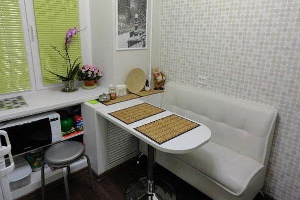 Мебель сделанная на заказ эффективно решает проблему недостатка места.