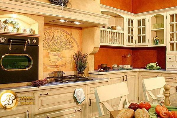В большой кухне главное все в меру