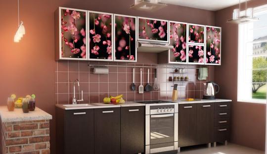 Фотопечать украсит вашу кухню