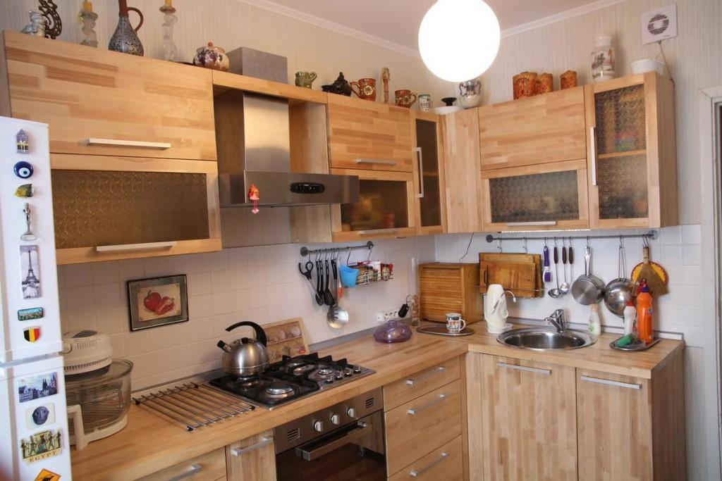 Сделать встроенную кухню своими руками 33
