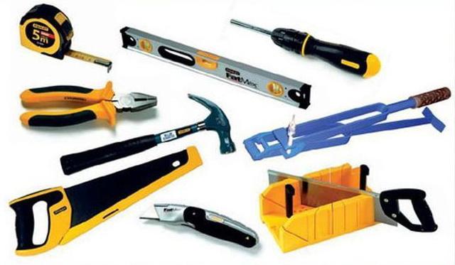 Инструменты которые вам понадобятся