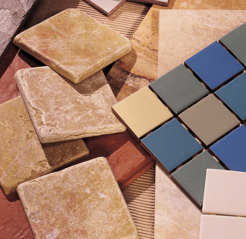 Плитка бывает любых форм и размеров
