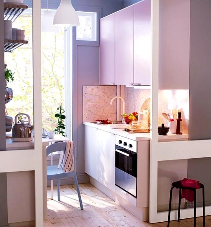 Современная отделка и материалы придаст вашей кухне уют и стиль