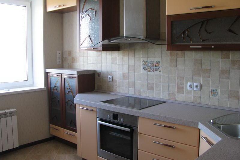 Правильно подобранная отделка на кухне уже пол дела.