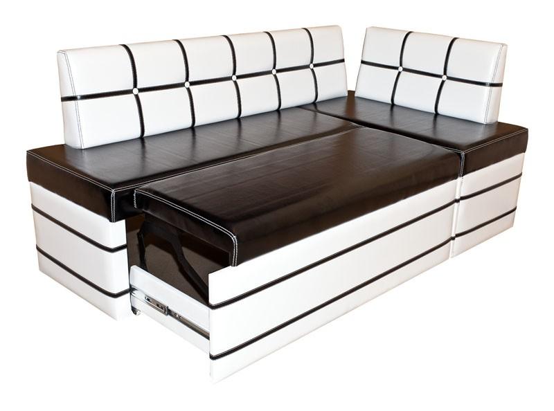Еще один вариант уголка со спальным местом