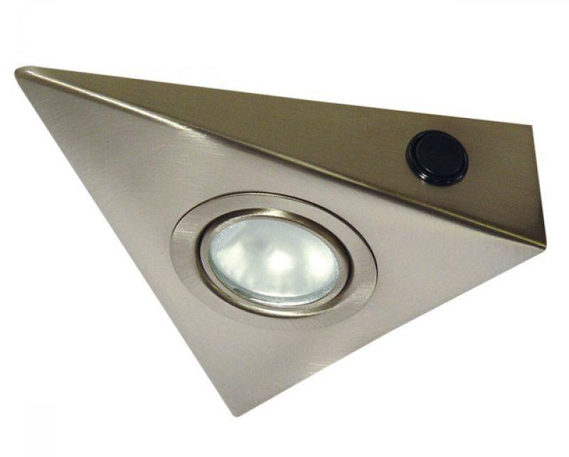 Точечный угловой светильник