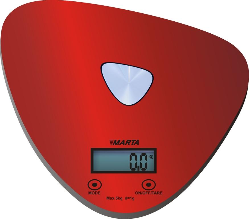 Плоские электронные весы с дополнительными функциями