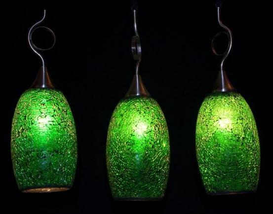 Необычные светильники для кухни