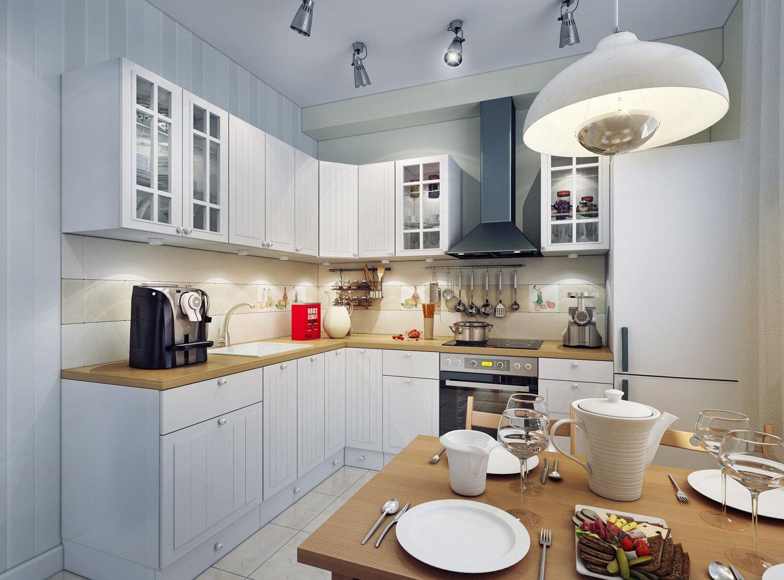 Люстры на кухне фото в интерьере
