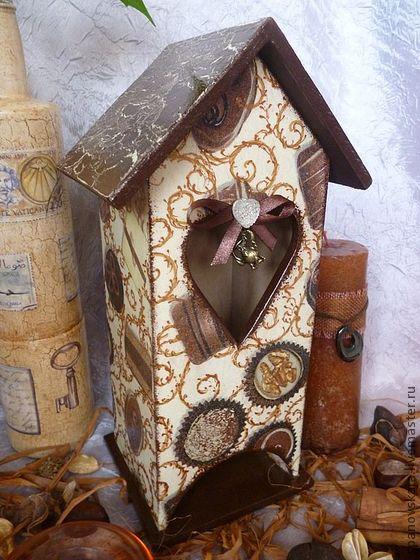 Еще один вариант чайного домика