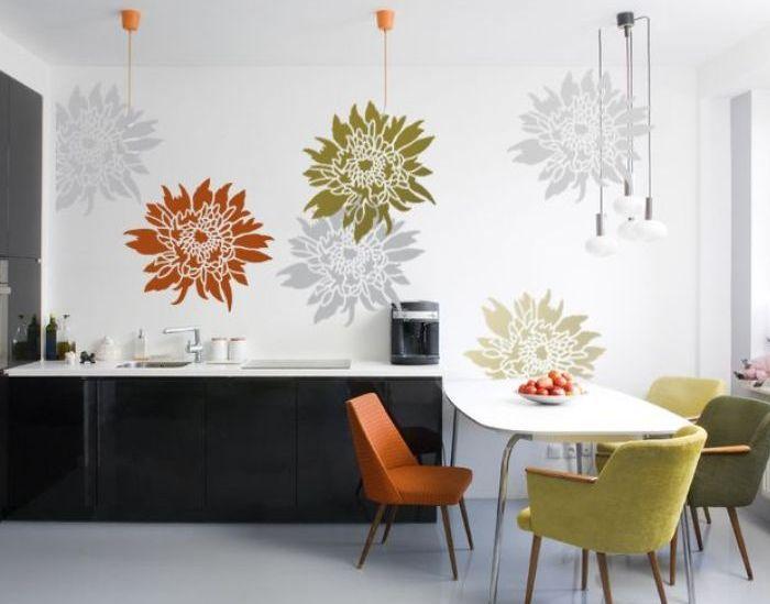 Декор кухни в стиле модерн