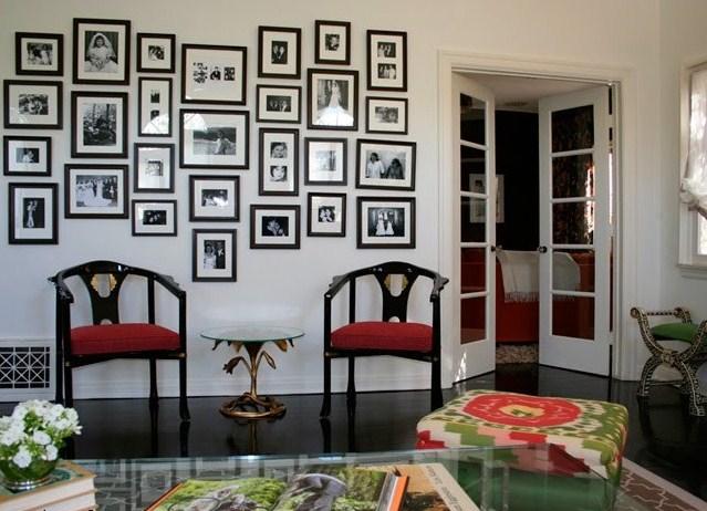 Декорирование стен на кухне картинами или фотогафиями - модно и современно