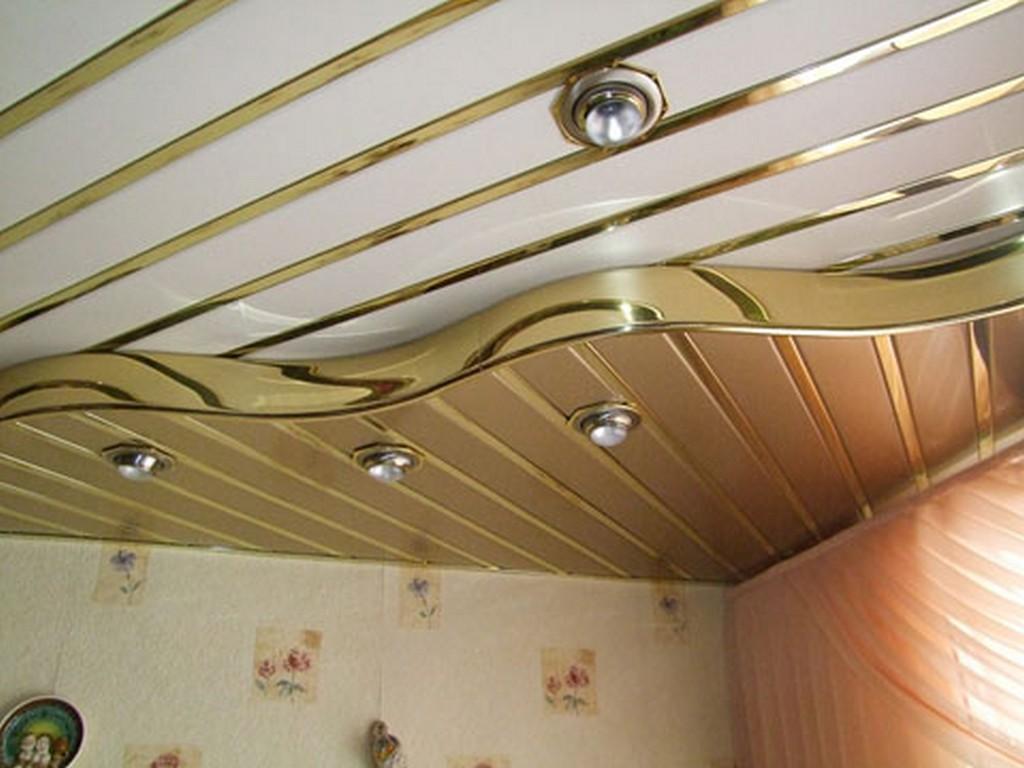 Современные технологии отделки потолока разнообразны