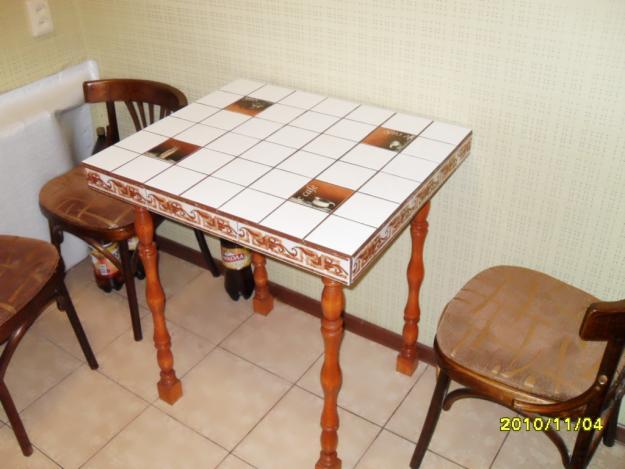 Самодельная мебель легко узнаваема