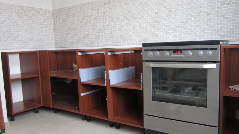 Изготовление шкафов происходит исходя из выбранных фасадов