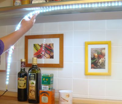 Монтаж светодиодной ленты дело не хитрое