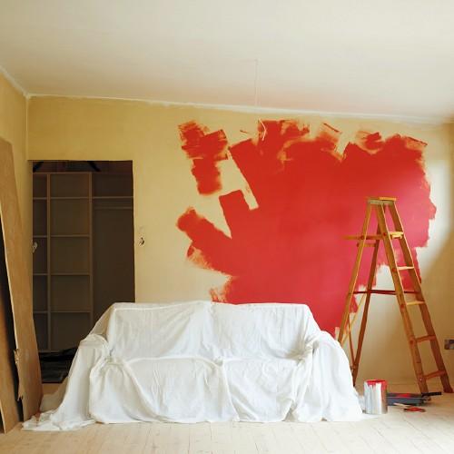 Ремонт кухни это не только покраска стен