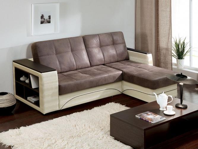 Многофункциональный угловой диван – отличное решение для кухни