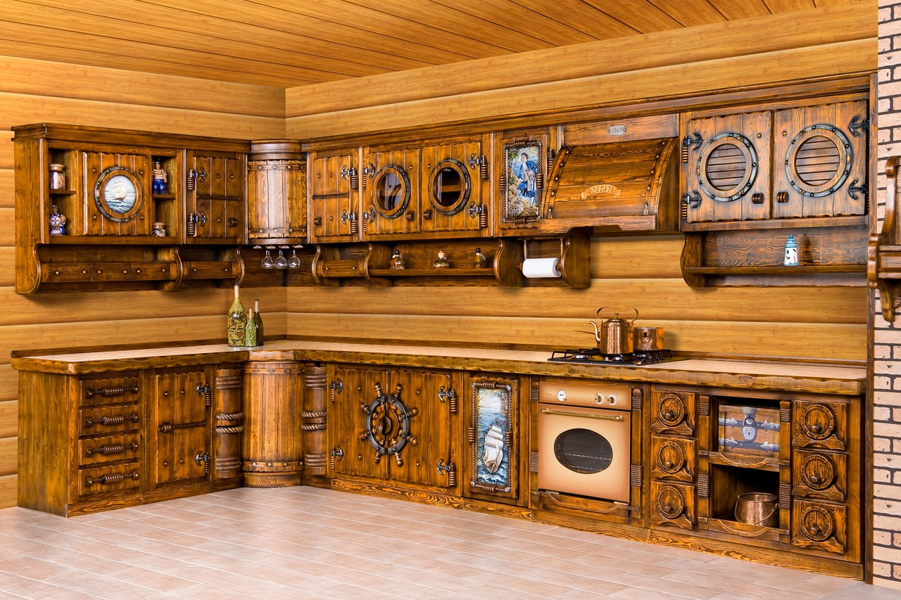 Деревянные панели могут быть произведены из натурального массива или шпонированного дерева