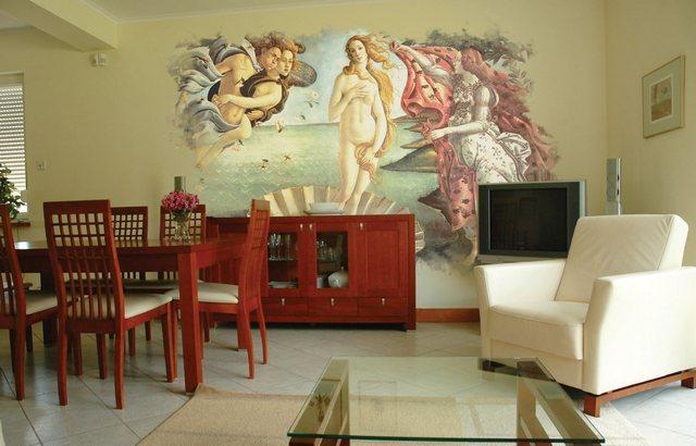 Фреска в классическом стиле