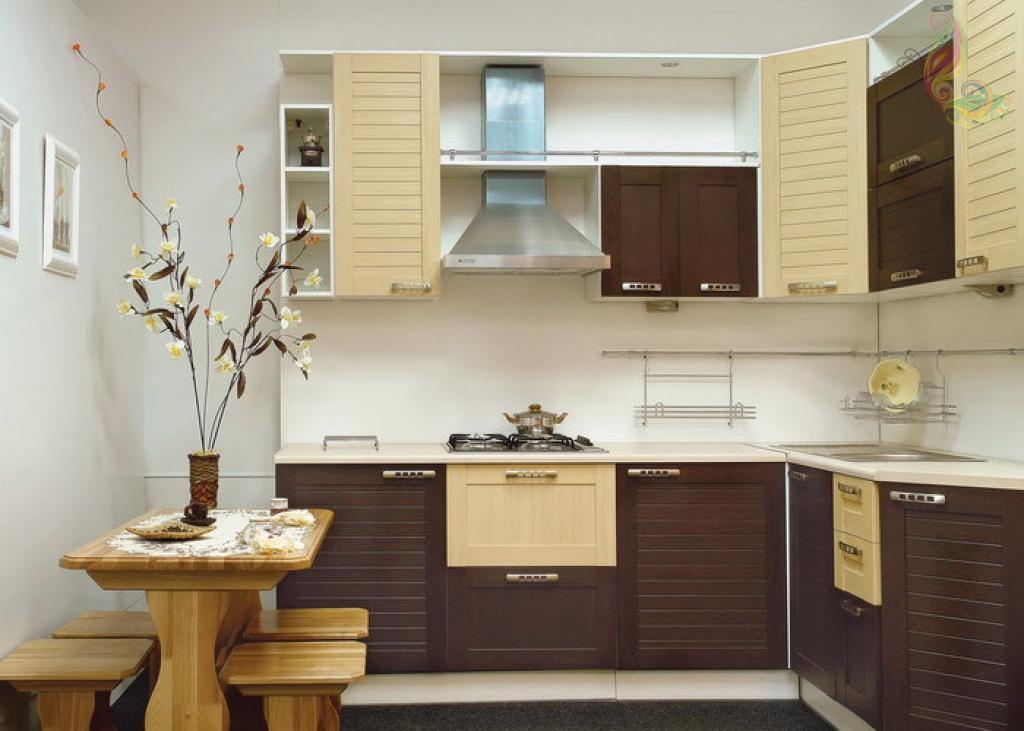 Эргономика на кухне — это не только размеры , но и способы расстановки.