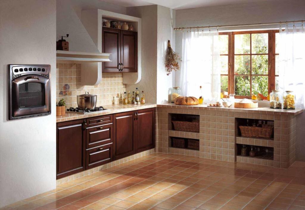 Фото кухни дизайн плитка