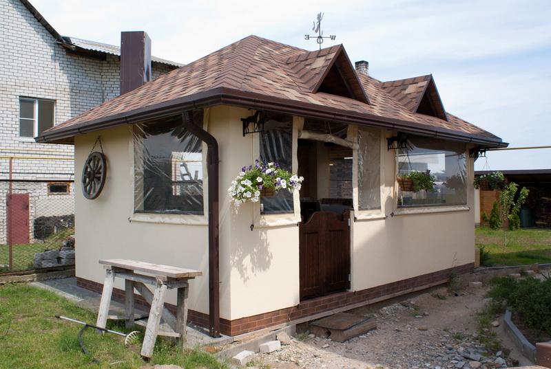 Самое популярное покрытие крыши — металлопрофиль