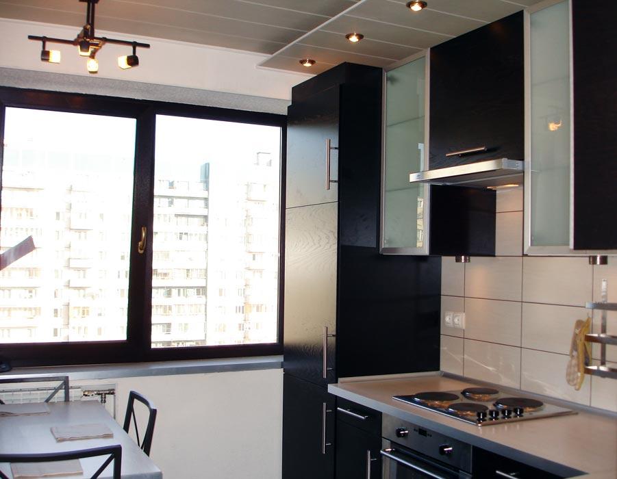 Кухонная мебель в стиле минимализма