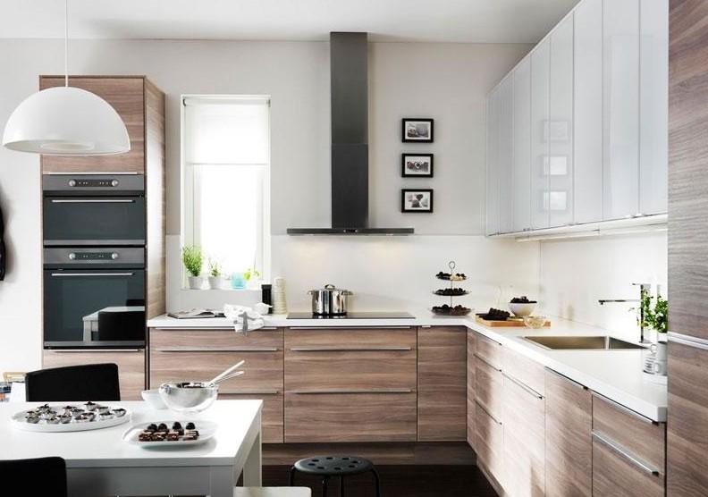 Кухонный гарнитур от икеа