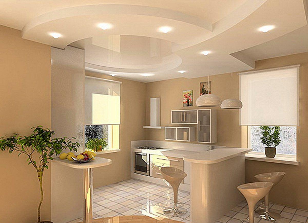 Правильное освещение для кухни играет немаловажную роль