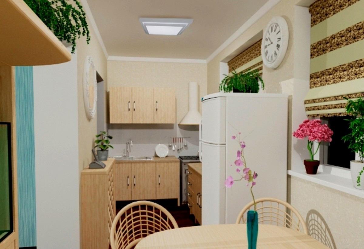 Кухня на балконе - расширяем границы пространства! - kuhnyag.