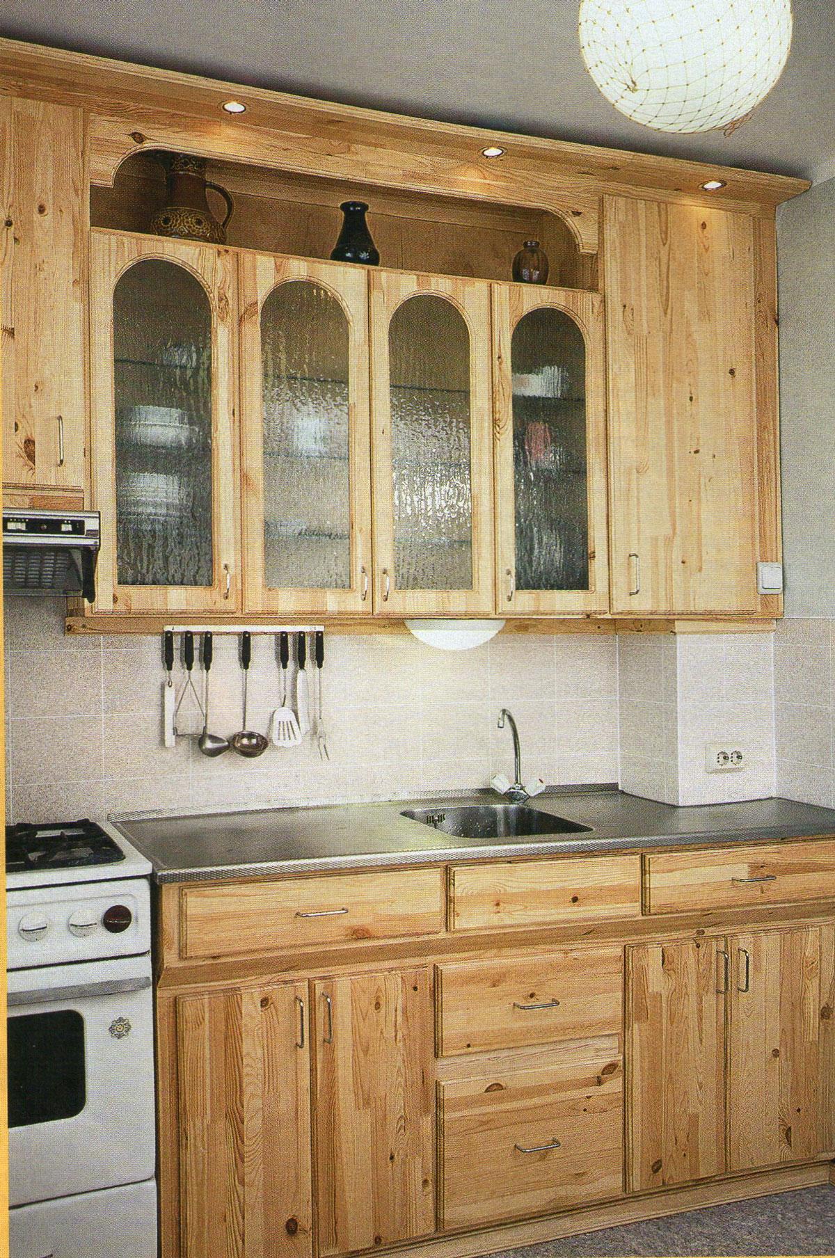 Как сделать фасады для кухни своими руками