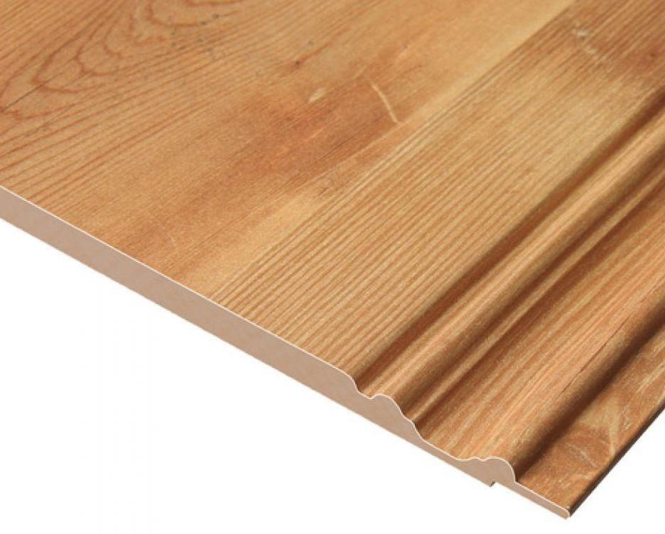 По плотности панели МДФ гораздо ближе к массиву натуральной древесины