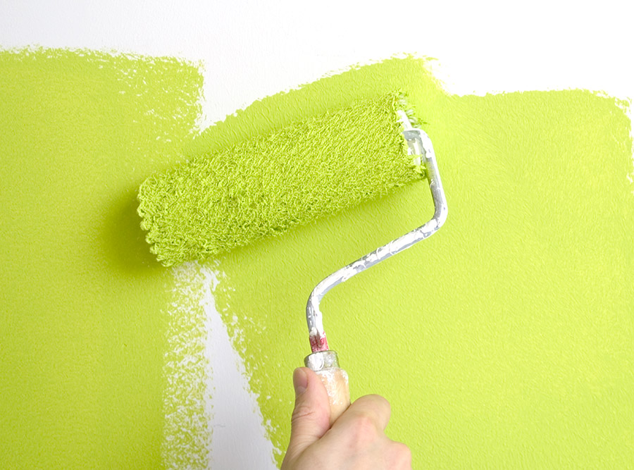 Водоимульсионная краска - недорогое решение для кухни