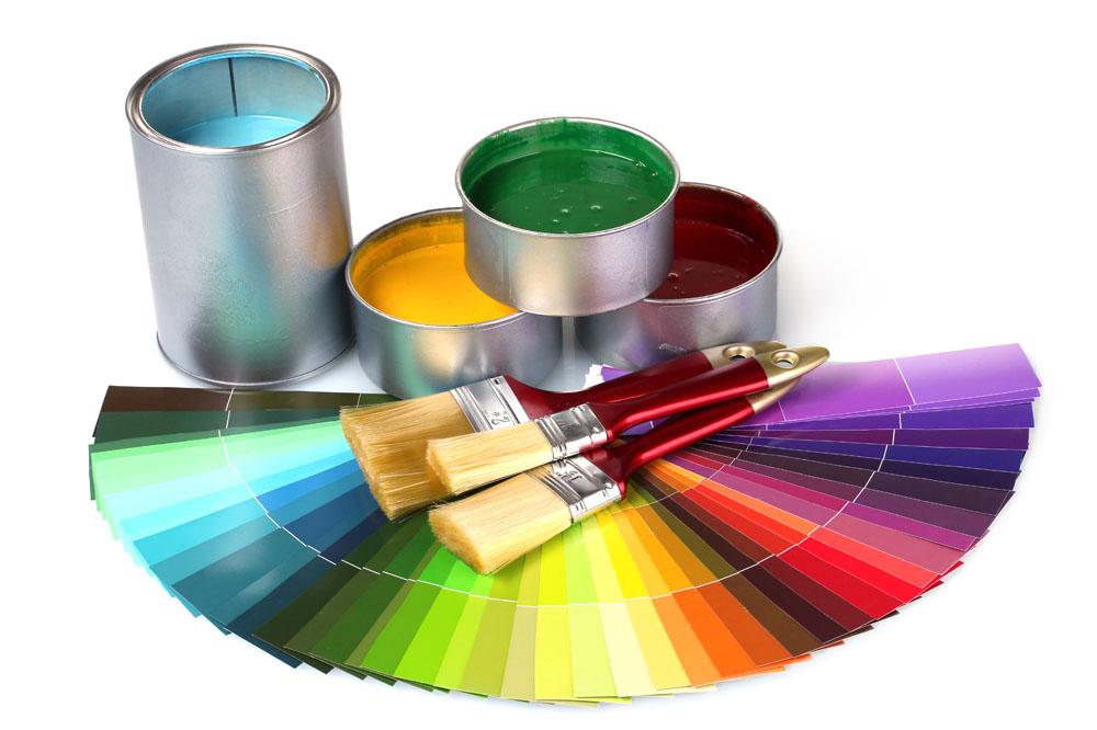 Современные палитры красок разнообразны