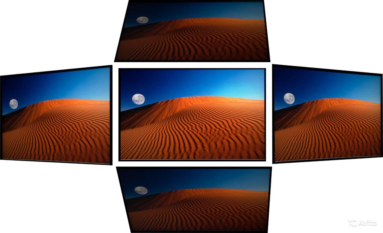 Яркость картинки меняется в зависимости от угла