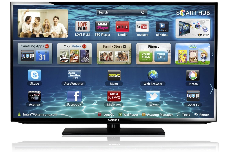 Smart TV современная функция в современных телевизорах