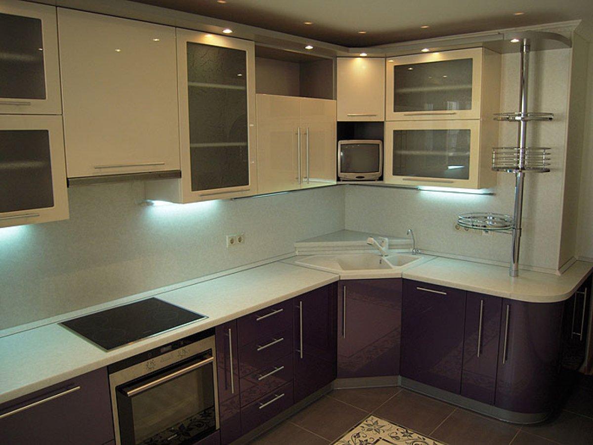 Кухонные гарнитуры фото в дизайне