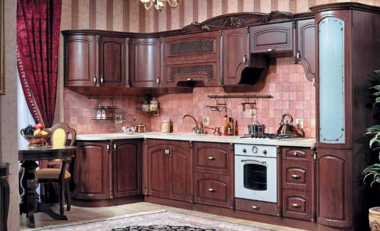 Выберете свою идеальную кухню