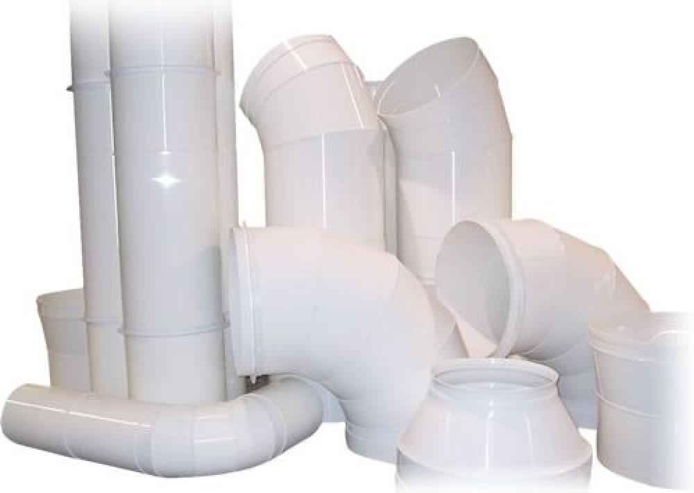 Пластиковый воздуховод, альтернатива металлу