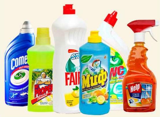 Поддерживать в чистоте кухню с современными средствами несложно и не безопасно