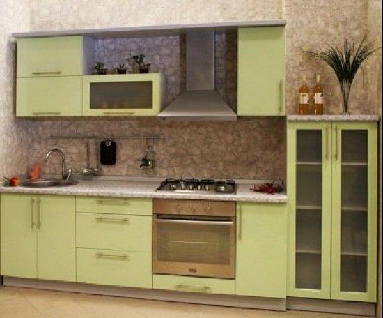 Оптимальный вариант для маленькой кухни